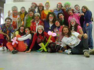 III corso clownterapia